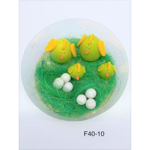 Set decoratiuni Paste F40-10