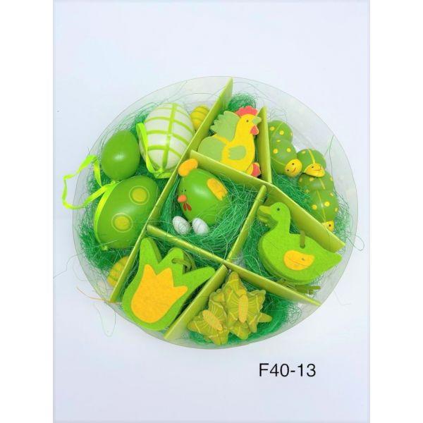 Set decoratiuni Paste F40-13