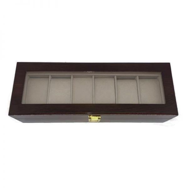 Cutie pentru ceasuri din lemn F44-01