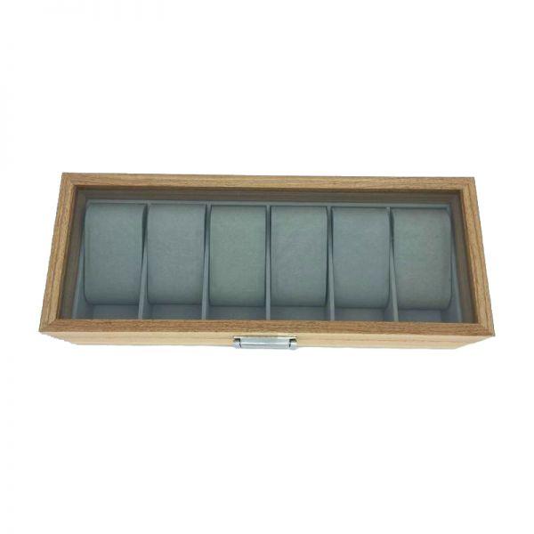 Cutie pentru ceasuri din lemn F44-02