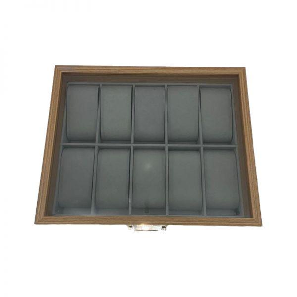 Cutie pentru ceasuri din lemn F44-03