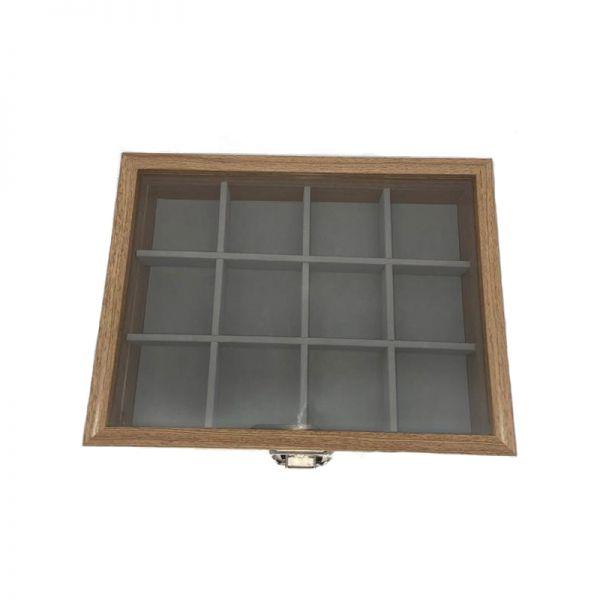 Cutie pentru ceasuri din lemn F44-05