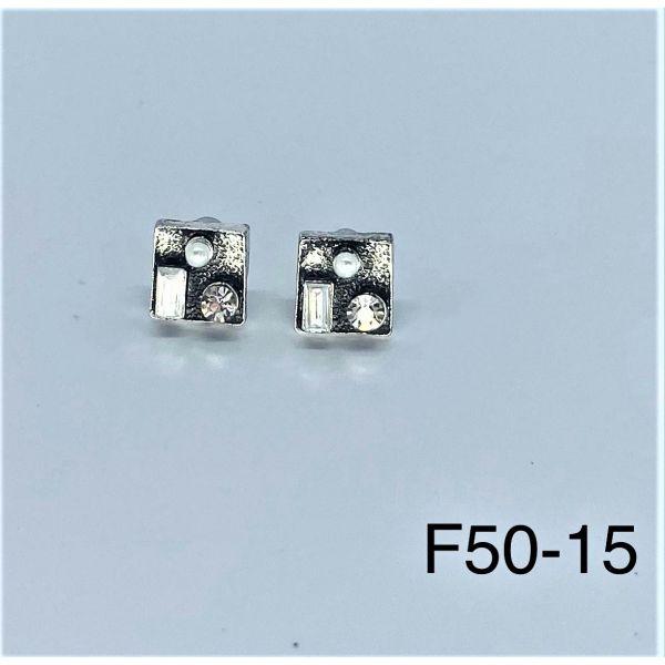 Cercei cu pietricele F50-15
