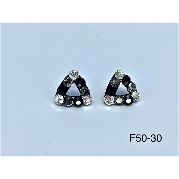 Cercei cu pietricele F50-30