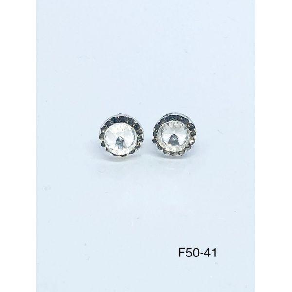 Cercei cu pietricele F50-41