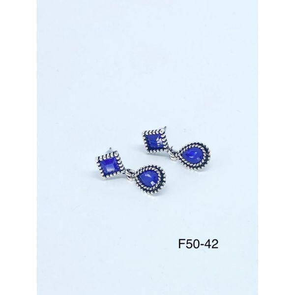 Cercei cu pietricele F50-42