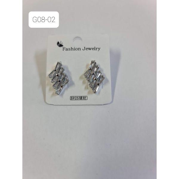 Cercei cu pietricele G08-02