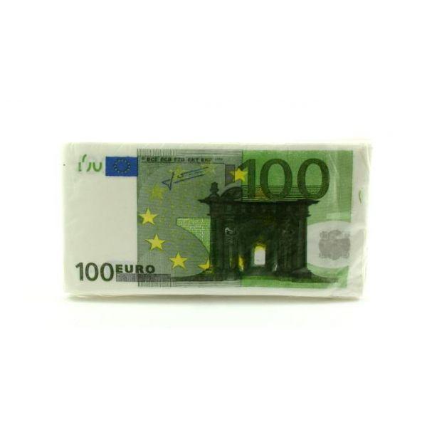 Servetele 100 EURO