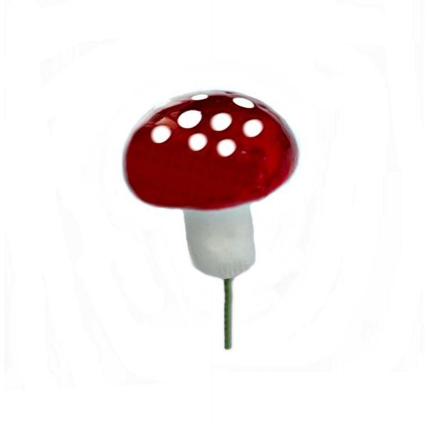 Decoratiune ciupercuta Craciun
