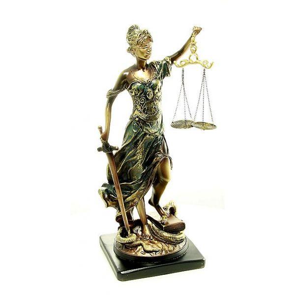 Statueta Justitia