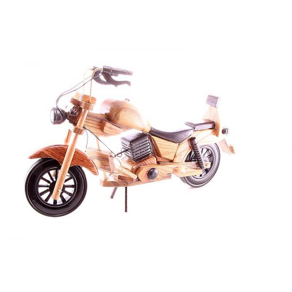 macheta de lemn motocicleta