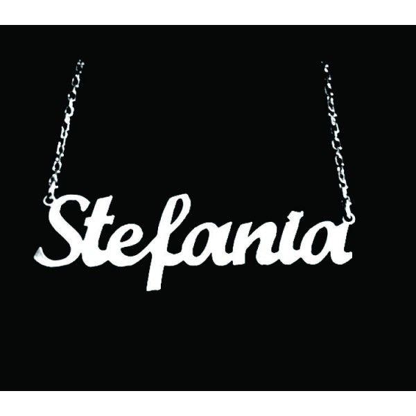 Pandantiv nume Stefania