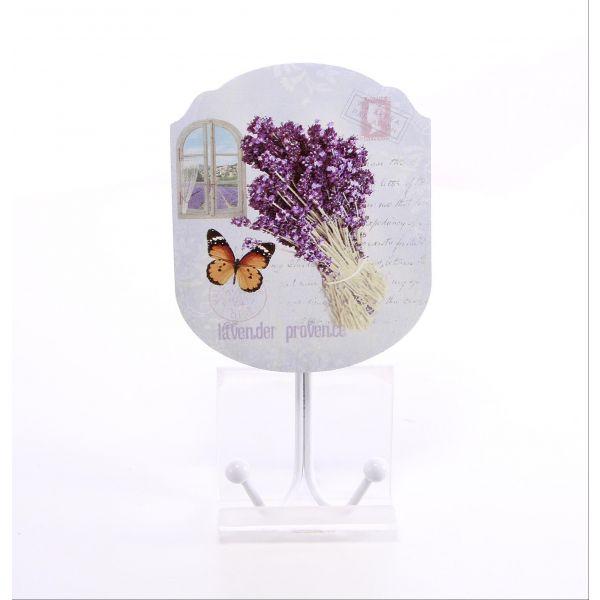 Cuier cu imprimeu floral