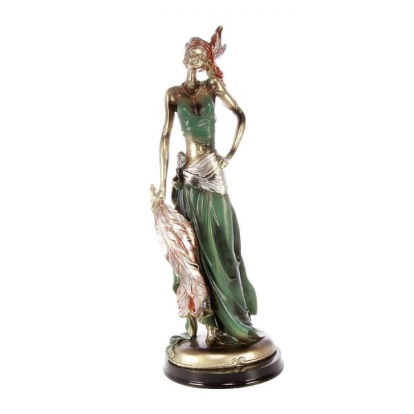Statueta Lady Retro