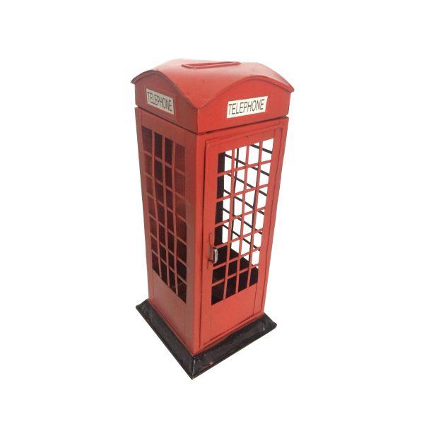 Pusculita metal cabina telefonica X71-18