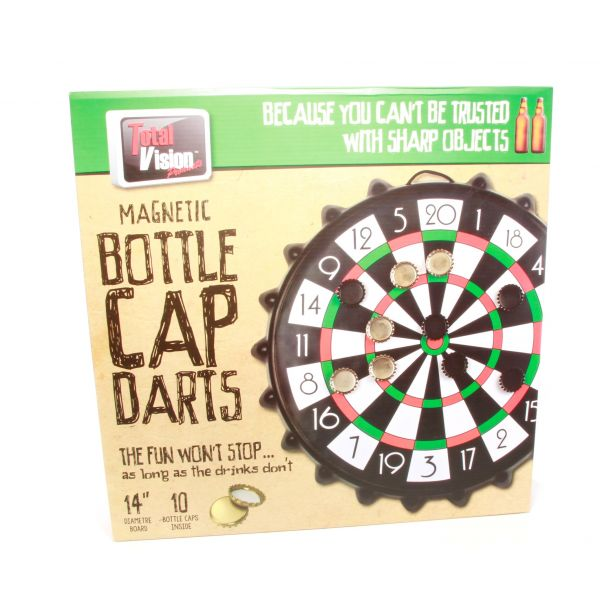Joc Darts Bottle Caps