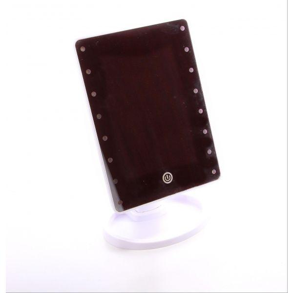 Oglinda cu buton tactil